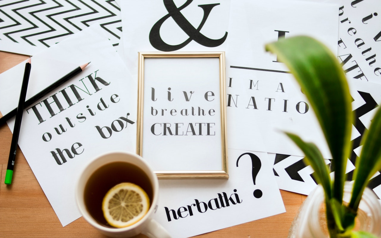 Creativity – The 6 important i's you need for your best creative work.